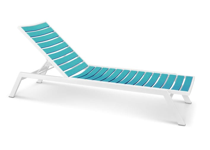 POLYWOOD Euro Chaise Lounge