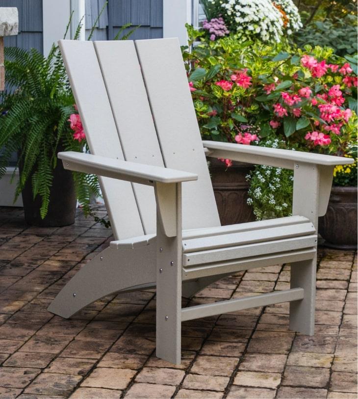 Polywood Outdoor Furniture Rethink, Polyurethane Patio Furniture