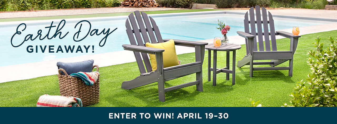 Earth Day Giveaway April 19 - April 30, 2021